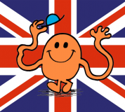 Mister Men and Little Miss in English