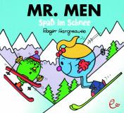 Mr. Men Spaß im Schnee