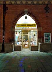 Pop-up-Store der »Münchner Buchmacher« im Rathaus der selbigen Stadt