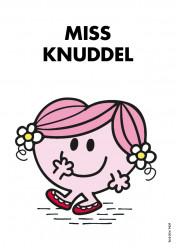 Postkarte »Miss Knuddel«, EAN 42-80000-632135