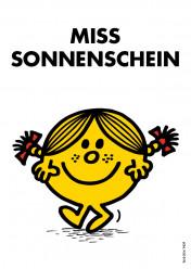 Postkarte »Miss Sonnenschein«, EAN 42-80000-632159