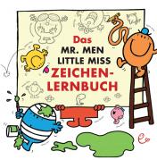 Das Mr.Men LittleMiss Zeichenlernbuch, ISBN 978-3-943919-28-8
