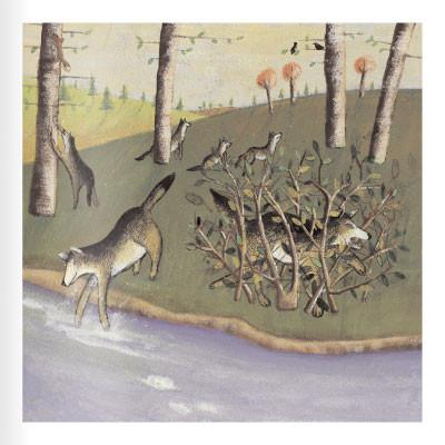 Seitenvorschau Der Wolf