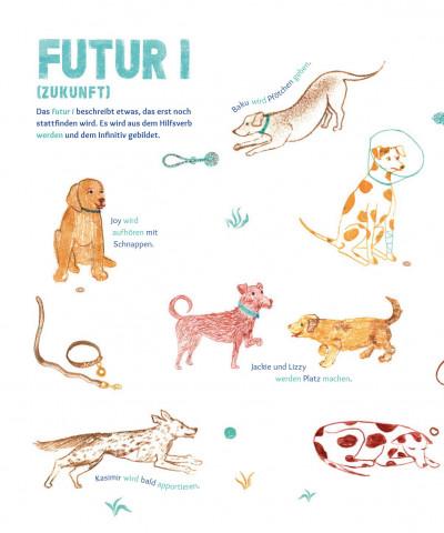 Seitenvorschau Hunde im Futur