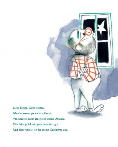 Seitenvorschau Der Schriftsteller und die Katze
